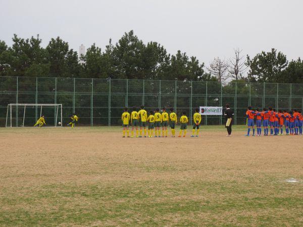 第20回南大阪サッカー大会 決勝トーナメント試合結果