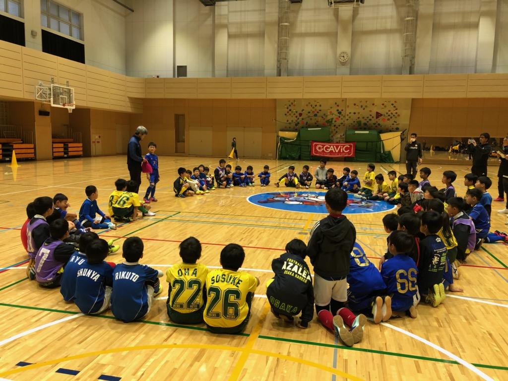★GAViC × KISHISPOサッカークリニック開催!!